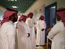 افتتاح مكتب التوجيه والإرشاد بالإسكان الطلابي